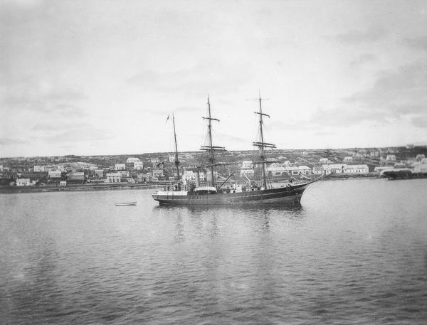 scotia stanley harbour 18th january 1903