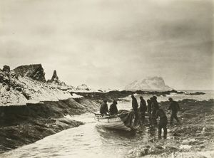 imperial trans antarctic expedition 1914 17/arrival elephant island