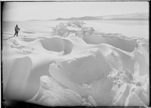 The ice crack. October 8th 1911