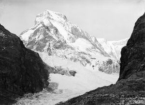 imperial trans antarctic expedition 1914 17/mountain glacier geer buttress hooke glacier