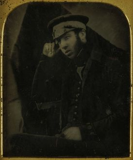 british naval northwest passage expedition/portrait harry ds goodsir