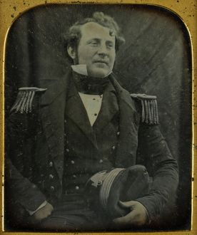 british naval northwest passage expedition/portrait james fitzjames
