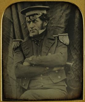 british naval northwest passage expedition/portrait lt graham gore