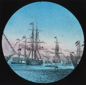 british arctic expedition 1875 76/portsmouth harbour