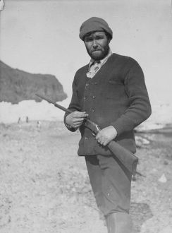 antarctic relief expeditions 1902 04/dr davidson franklin island