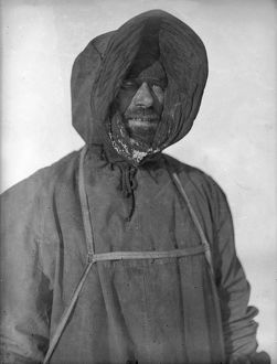 imperial trans antarctic expedition 1914 17/frank wild winter clothes
