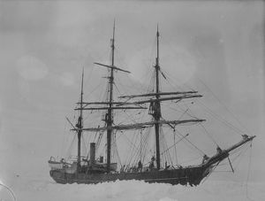 antarctic relief expeditions 1902 04/morning beaufort strait