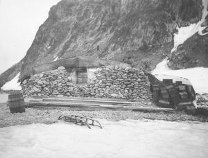 scottish national antarctic expedition 1902 04/omond house