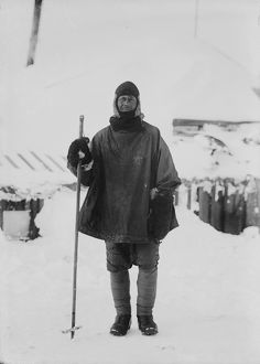british antarctic expedition 1910 13 terra nova/debenham/portrait edward leicester atkinson