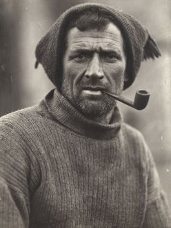 imperial trans antarctic expedition 1914 17/portrait tom crean