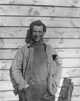 british antarctic expedition 1910 13 terra nova/debenham/portrait petty officer tom crean