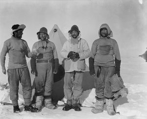 british antarctic expedition 1910 13 terra nova/debenham/relief party 1912
