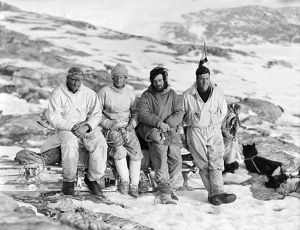 british arctic air route expedition 1930 31/rymill watkins courtauld chapman base courtaulds