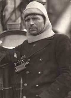 imperial trans antarctic expedition 1914 17/skipper frank worsley