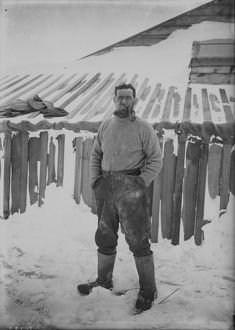 british antarctic expedition 1910 13 terra nova/debenham/petty officer tom crean